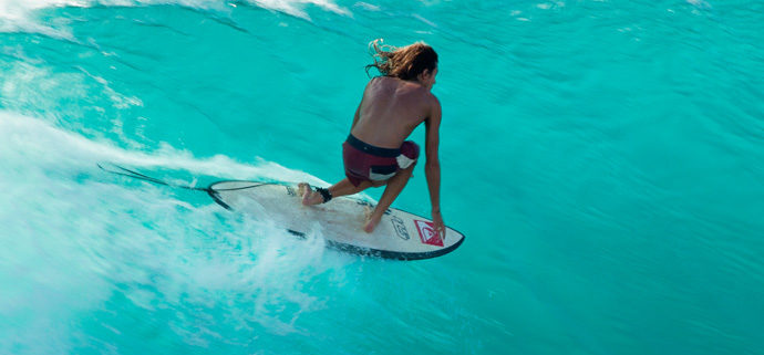 how to improve your surfing stance