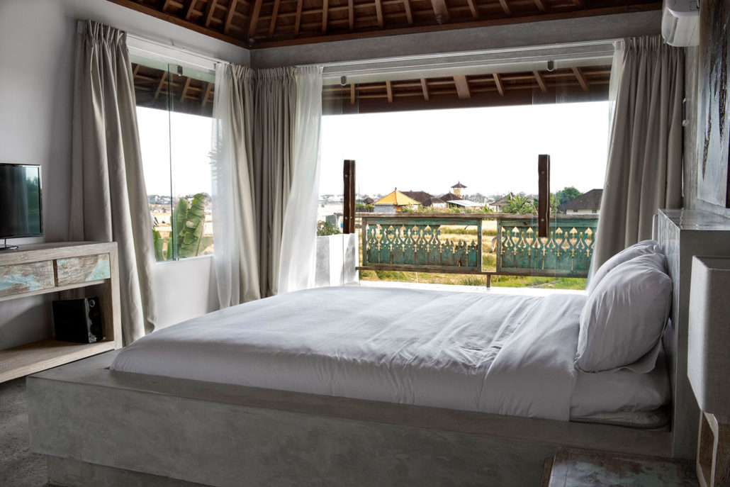 Double bedroom in Canggu