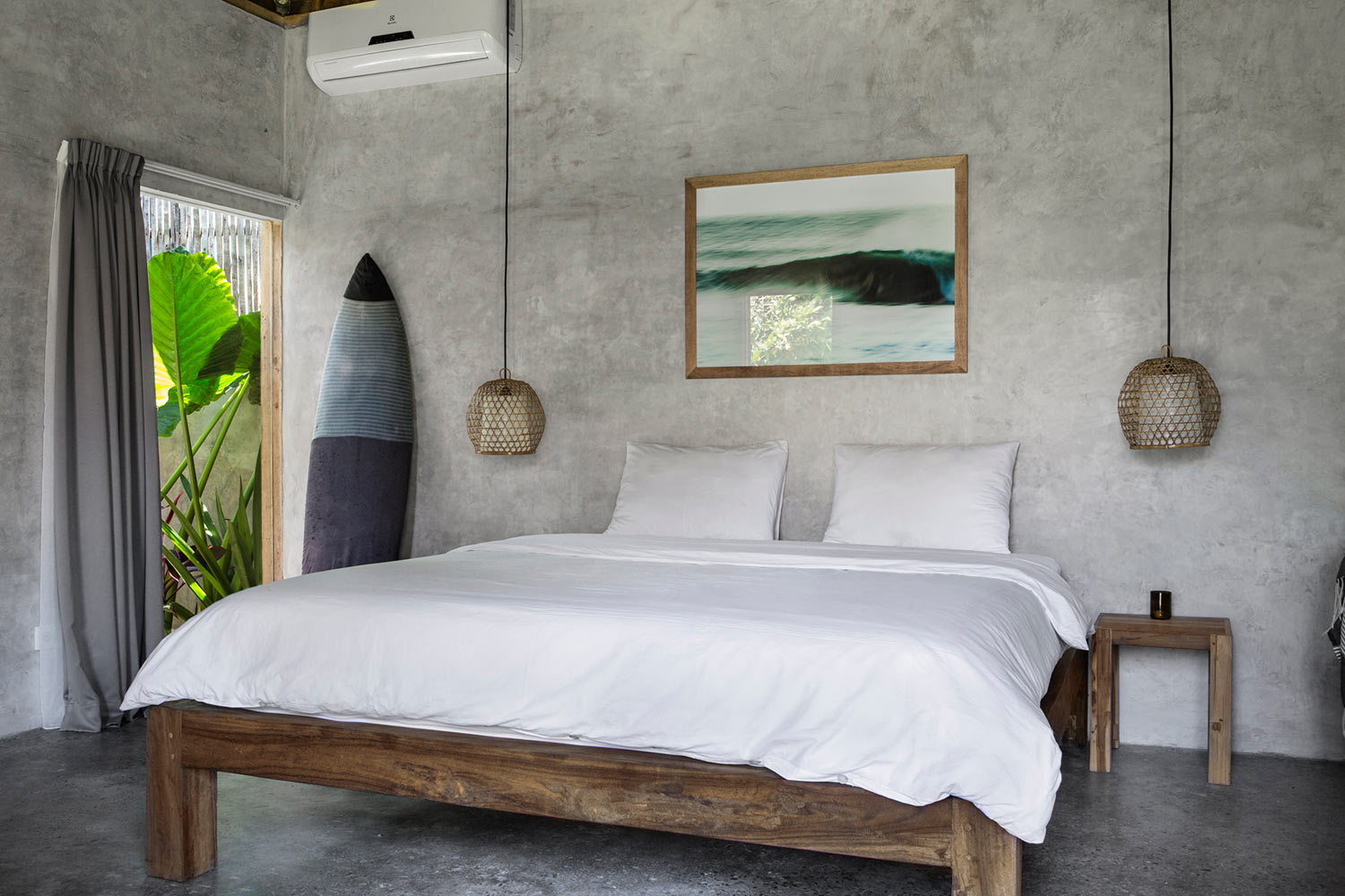 Exclusive bungalow in bali